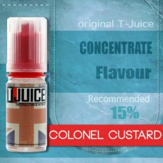 Concentré Colonel custard - T-JUICE 10 ml