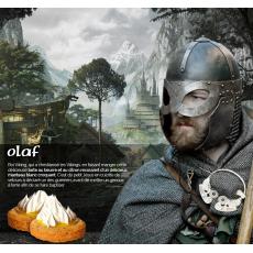 Concentré Olaf - Le Viking Celte 10 ml