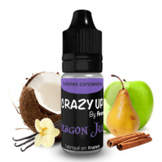 Dragon Juice 10 ml - Arôme concentré Crazy Up - Aromea