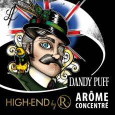 Arôme DANDY PUFF - HIGH-END by REVOLUTE