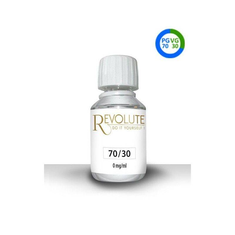 Base E-liquide 0 mg/ml REVOLUTE