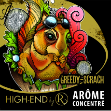 Arôme GREEDY-SCRACH - HIGH-END by REVOLUTE