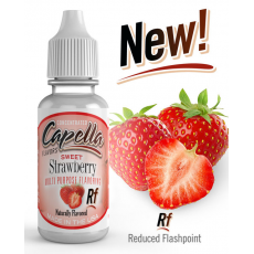 Arôme Sweet Strawberry Rf  Capella Flavor 13ml