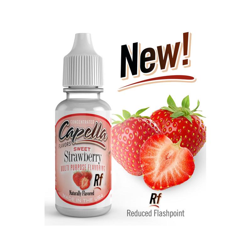 Arôme Sweet Strawberry Rf  Capella Flavor 13ml