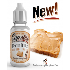 Arôme concentré Peanut Butter v2 Capella Flavor 13ml  Arômes Capella Flavors Concentrated