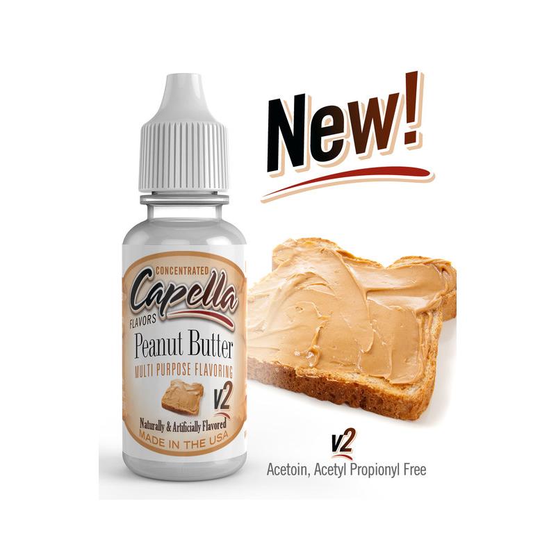 Arôme Peanut Butter v2 Capella Flavor 13ml