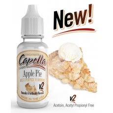Arôme concentré Apple Pie v2 Capella Flavor 13ml  Arômes Capella Flavors Concentrated