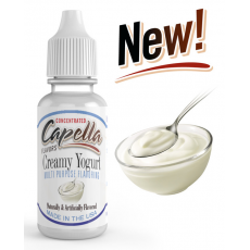 Arôme concentré Creamy Yogurt Capella Flavor 13ml  Arômes Capella Flavors Concentrated
