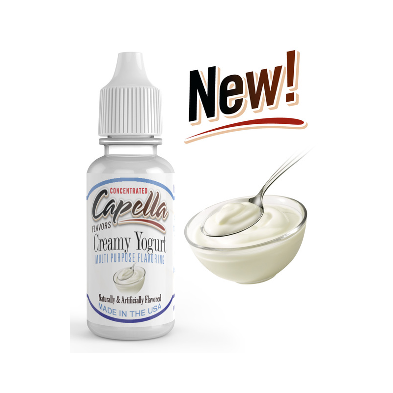 Arôme Creamy Yogurt Capella Flavor 13ml