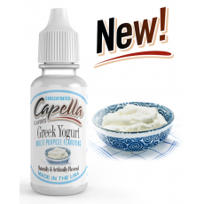 Arôme concentré Greek Yogurt Capella Flavor 13ml  Arômes Capella Flavors Concentrated