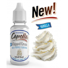 Arôme concentré Vanilla Whipped Cream Capella Flavor 10ml  Arômes Capella Flavors Concentrated