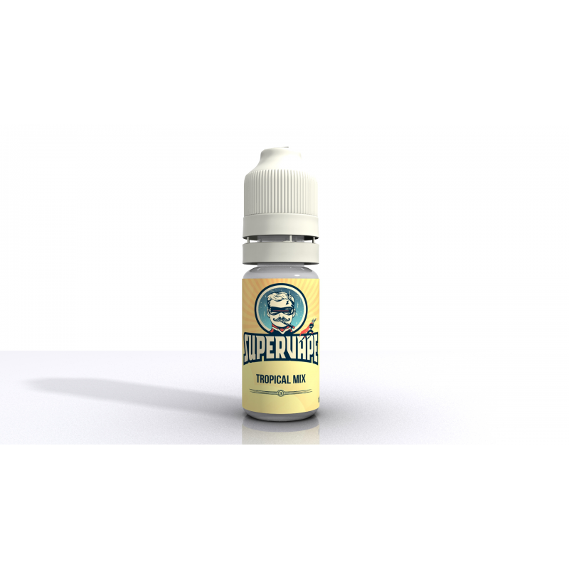 Arôme - Tropical mix - Supervape concentré - 10 ml
