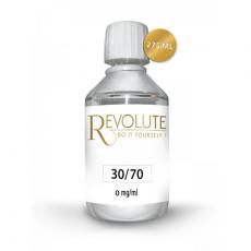 Base E-liquide DIY 275 ml 0 mg/ml 30/70 - REVOLUTEBases pour faire son e-liquide de cigarette électronique