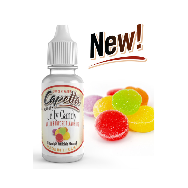 Arôme concentré Jelly Candy Capella Flavor 13ml  Arômes Capella Flavors Concentrated