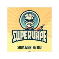 Arôme concentré Soda Menthe Bio - SupervapeArômes Supervape