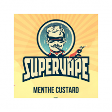 Arôme concentré Menthe custard Supervape Arômes Supervape