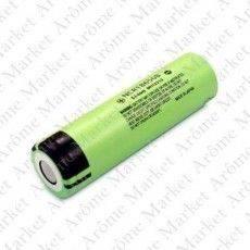Accu 3400mAh - Panasonic NCR18650B Batterie puissante pour cigarette électronique