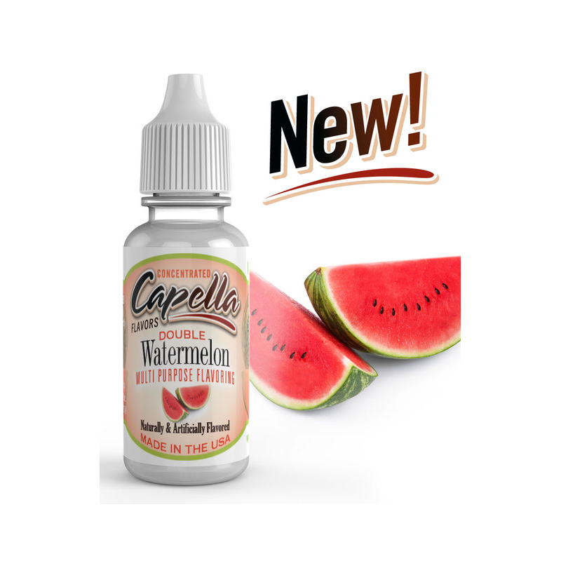 Arôme Double Watermelon Capella Flavor 13ml