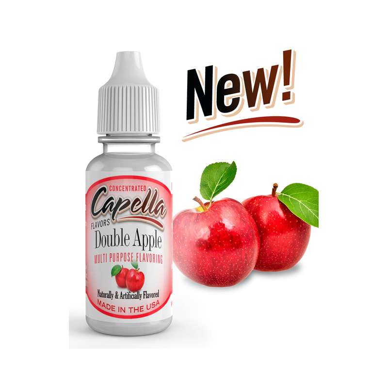 Arôme Double Apple Capella Flavor 13ml