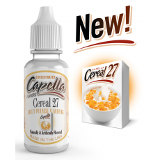 Arôme concentré Cereal 27 Capella Flavor 13ml  Arômes Capella Flavors Concentrated
