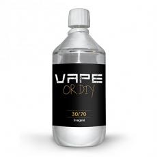 Base E-liquide DIY 1 Litre 0 mg/ml 30/70 - REVOLUTEBases pour faire son e-liquide de cigarette électronique