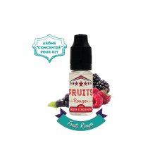 Fruit rouge - Authentic Cirkus - 10ml - par VDLV