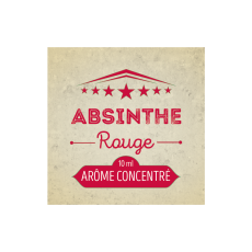 Arôme concentré Absinthe rouge Authentic Cirkus Vincent Dans Les Vapes Arômes Concentrés Français