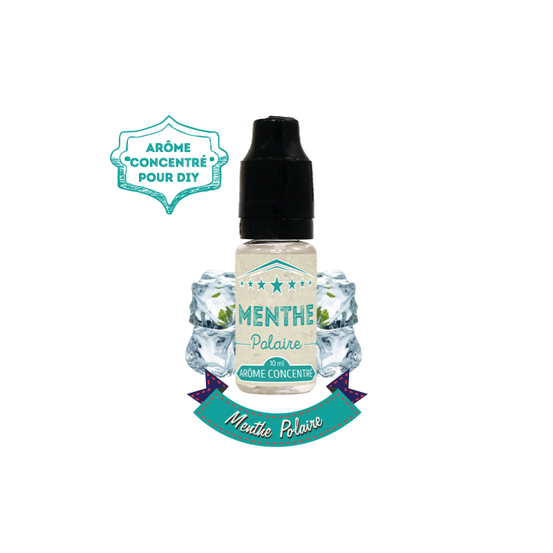 Menthe polaire - Authentic Cirkus - 10ml - par VDLV