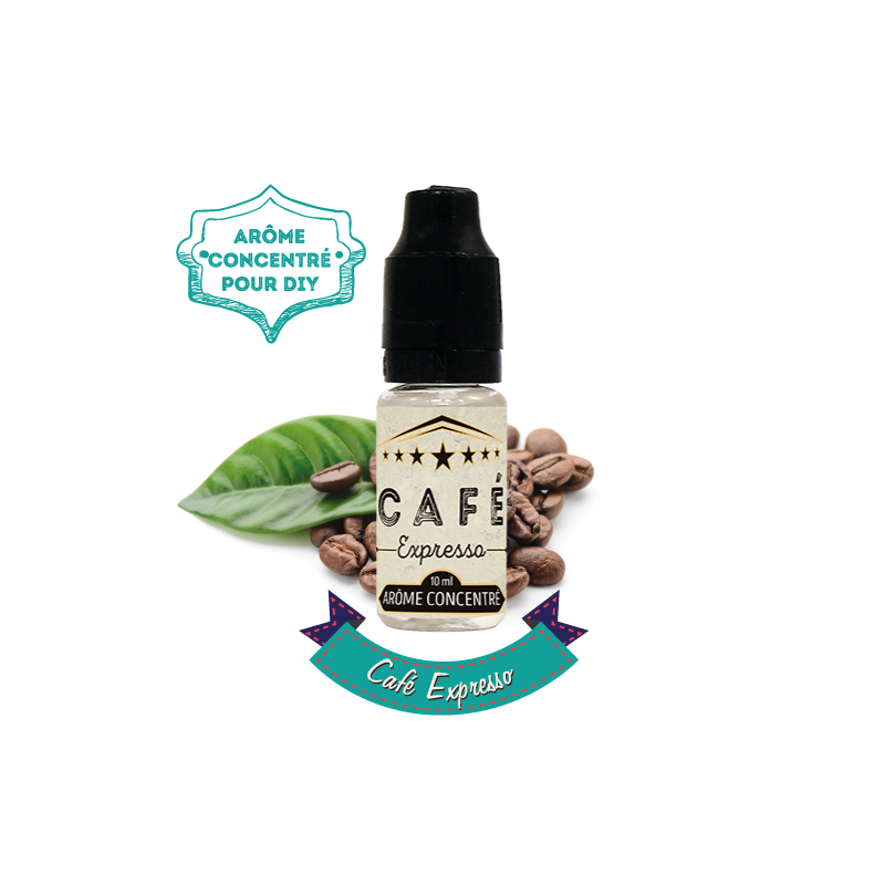 Café expresso - Authentic Cirkus - 10ml  - par VDLV