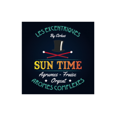 Arôme concentré Sun Time Cirkus Les excentriques 20ml Vincent Dans Les Vapes Arômes Concentrés Français