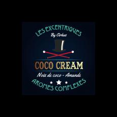 Arôme concentré Coco Cream Cirkus Les excentriques 20ml Vincent Dans Les Vapes Arômes Concentrés Français