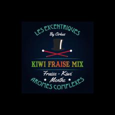 Arôme concentré Kiwi Fraise Cirkus Les excentriques 20ml Vincent Dans Les Vapes Arômes Concentrés Français
