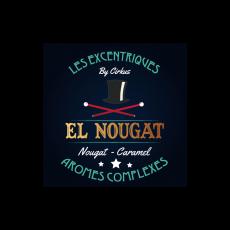 Arôme concentré El Nougat - Cirkus Les excentriques 20ml Vincent Dans Les Vapes Arômes Concentrés Français