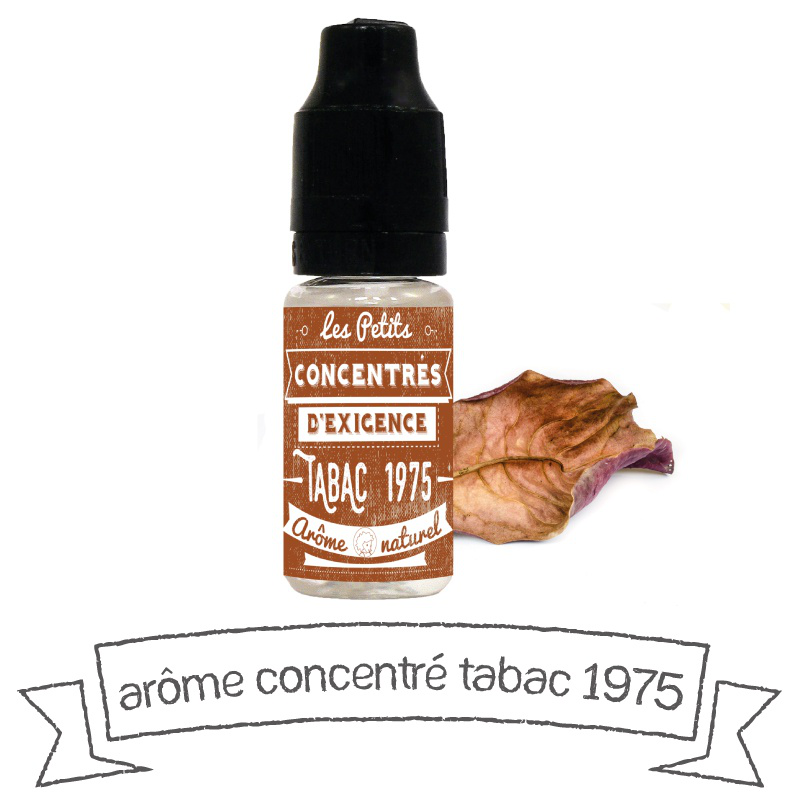 Tabac 1975 - 10ml  - par VDLV