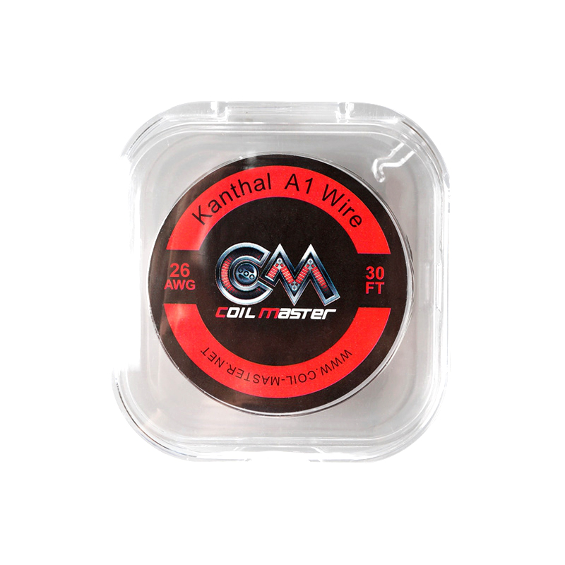 CoilMaster A1 Wire - 26 -30FT
