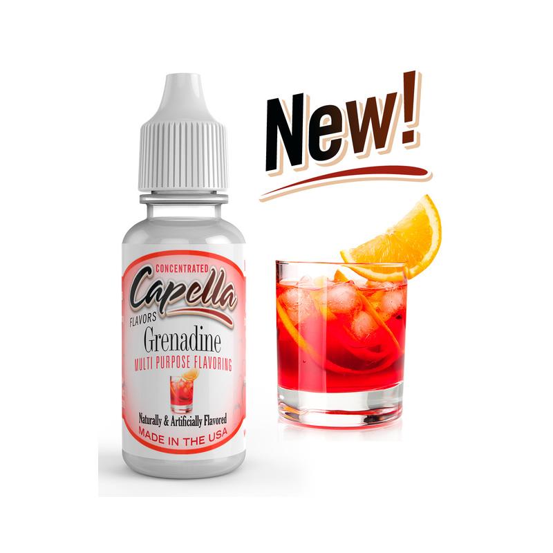 Arôme Grenadine Capella Flavor 13ml
