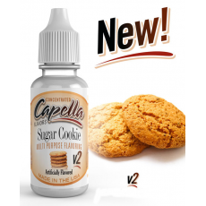 Arôme Sugar Cookie v2 Capella Flavor 13ml