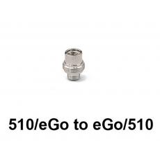 Adaptateur 510/eGo Accessoires / Chargeurs Pour Batteries