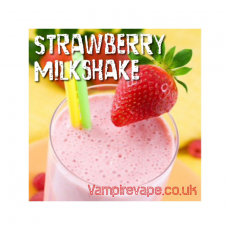Strawberry Milshake - Arome concentre 30ml par Vampire Vape