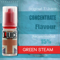 Arôme Concentré Green Steam T-JUICE 30 ml Arômes T-Juice