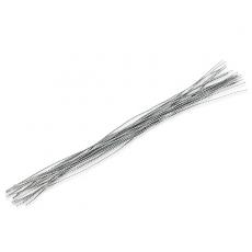 Kanthal A1 Triple Twisted Clapton Wire Shots 3 X 28GA Fil résistif Fil non résistif / Fibre et Coton