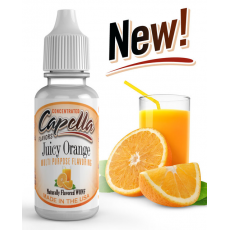 Arôme concentré Juicy Orange Capella Flavor 13ml  Arômes Capella Flavors Concentrated