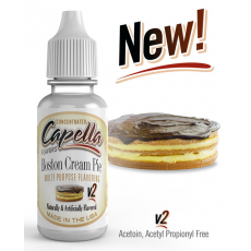 Arôme concentré Boston Cream Pie v2 Capella Flavor 13ml  Arômes Capella Flavors Concentrated