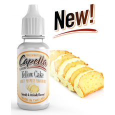 Arôme concentré concentré Yellow Cake Capella Flavor 13ml Arômes Capella Flavors Concentrated