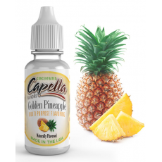 Arôme concentré Golden Pineapple Capella Flavor 10ml Arômes Capella Flavors Concentrated