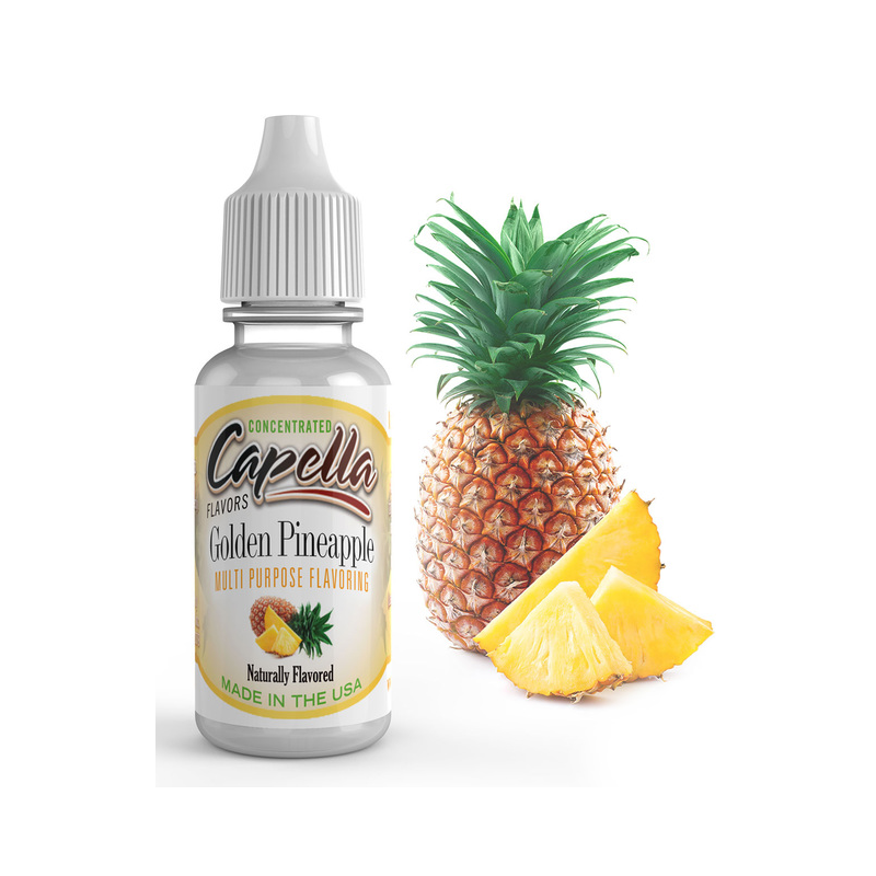 Arôme Golden Pineapple Capella Flavor 13ml