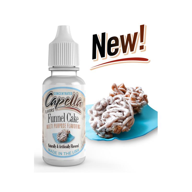 Arôme Funnel Cake Capella Flavor 13ml