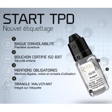 Booster de Nicotine 50/50 REVOLUTE Booster de nicotine pour fabriquer du e-liquide