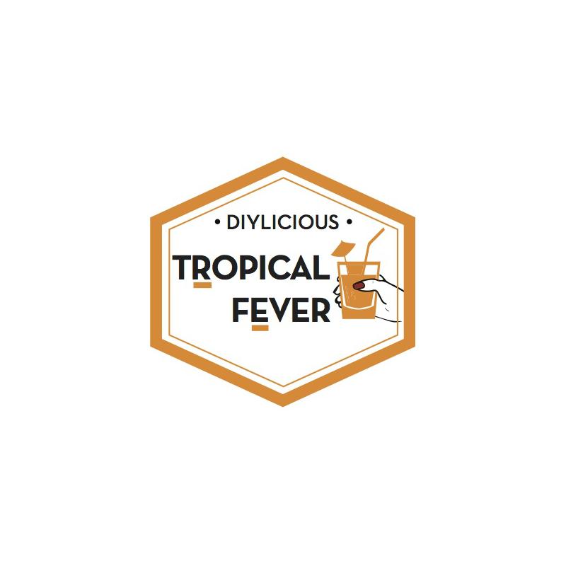 Tropical fever 10ml - Vaponaute  (Arôme concentré)