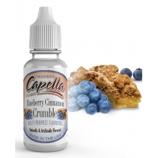 Arôme concentré Blueberry Cinnamon Crumble Capella Flavor 10ml  Arômes Capella Flavors Concentrated